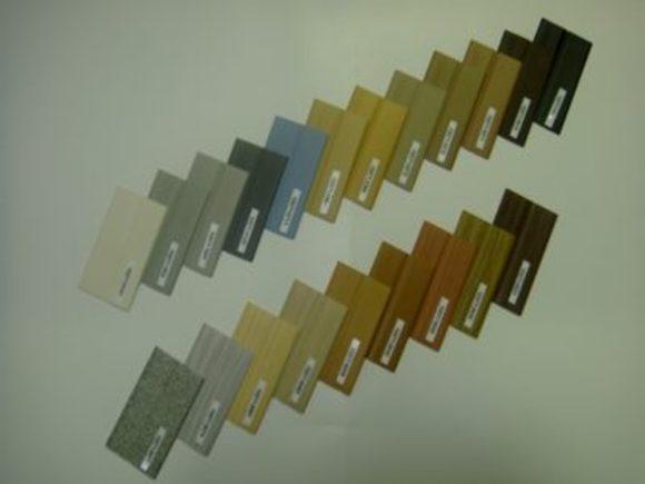 Soklové lišty imitace dřeva - BOLTA 50bm